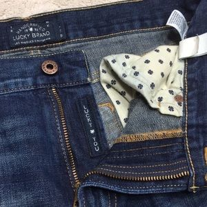 LUCKY BRAND 361 Vintage Straight Size 31
